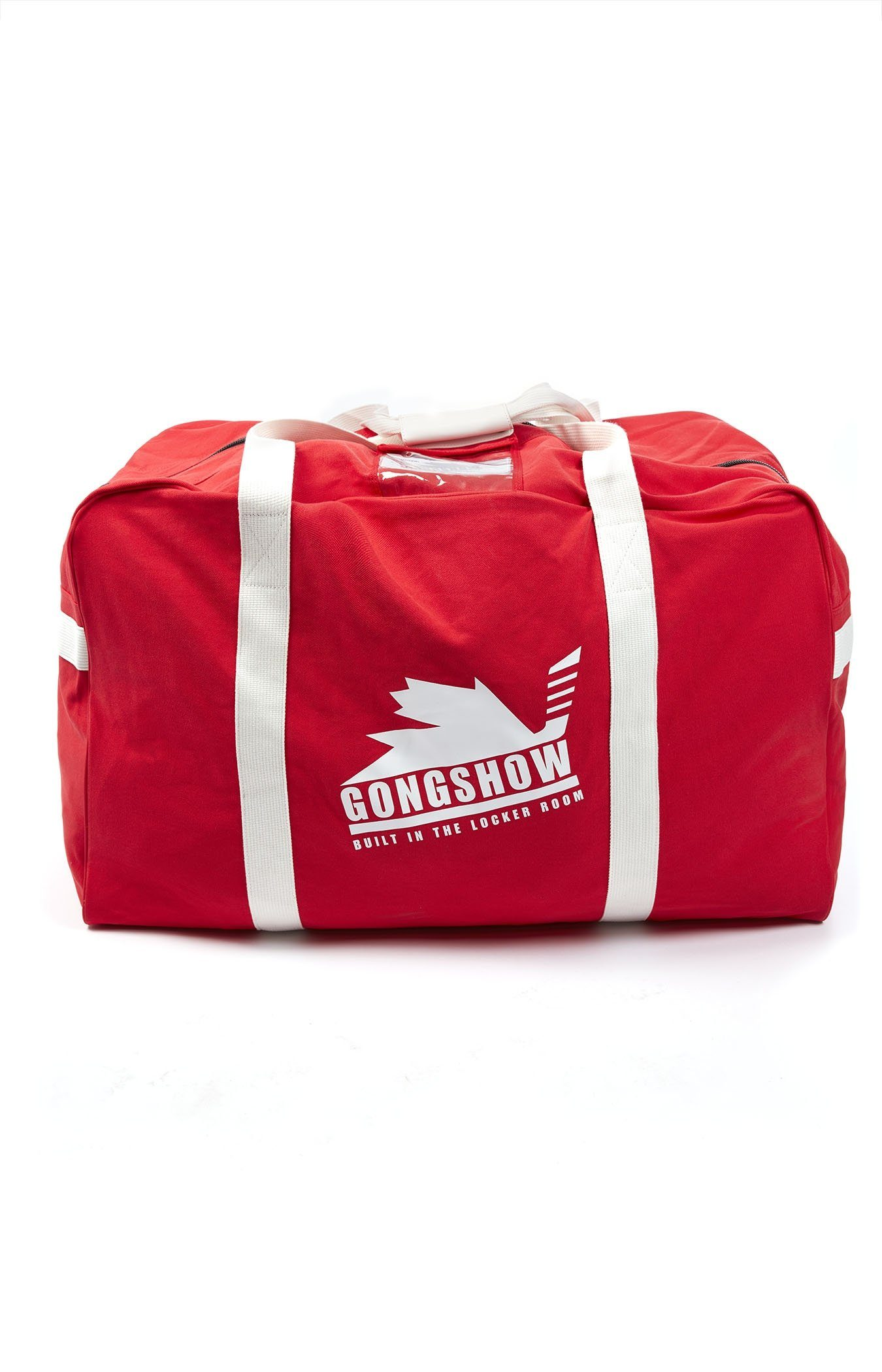 796e6d9cfd Classic Canuck Red Mens Gongshow Hockey Bag – GONGSHOW Canada