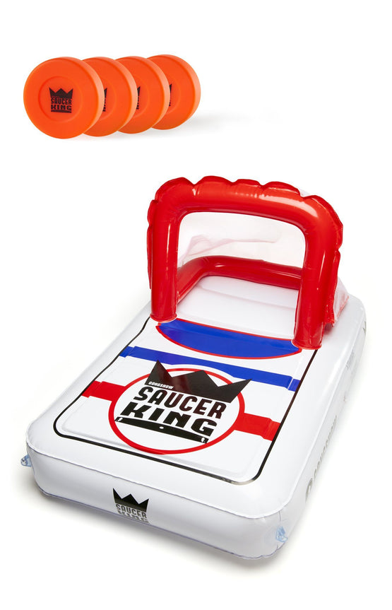 Inflatable Saucer King Kit