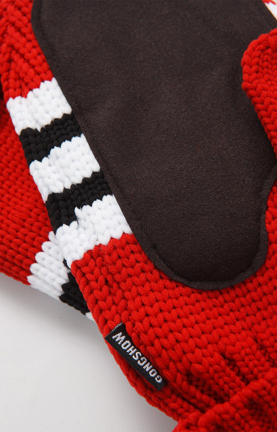 Hockey Sock Mitts Chicago