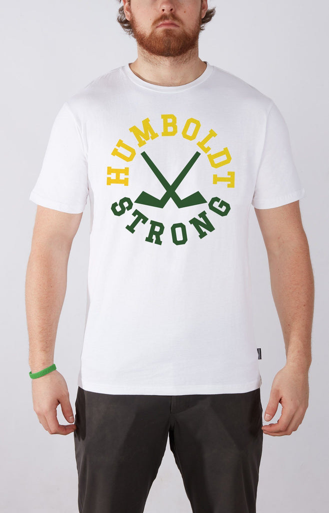 Humboldt Strong White T-Shirt