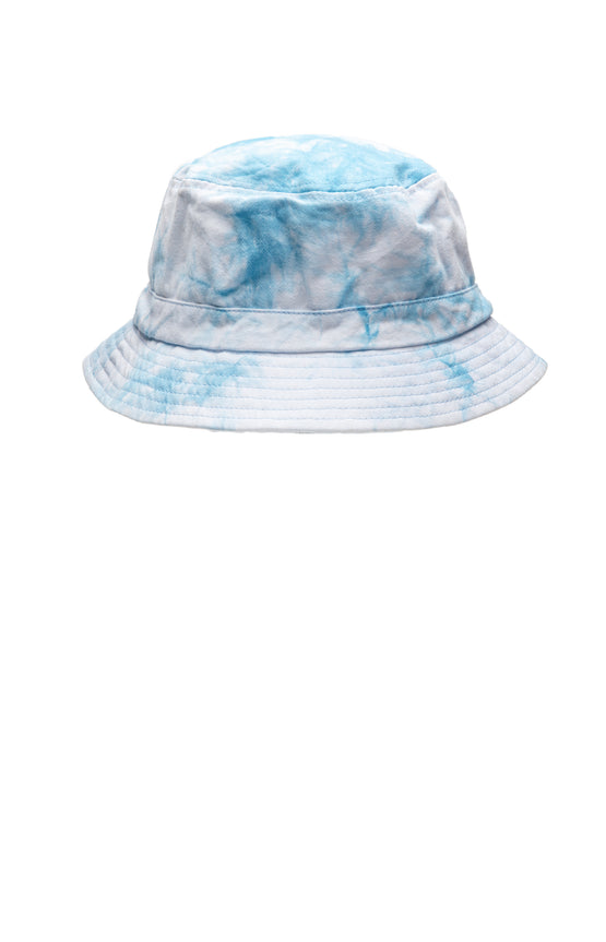 Keep the Tempo Blue Tie Dye
