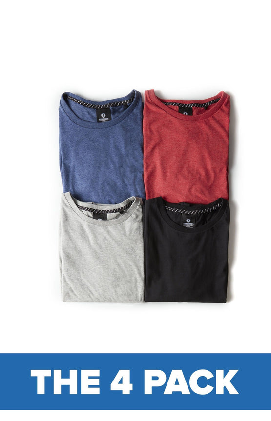 GONGSHOW Tee - 4 pack
