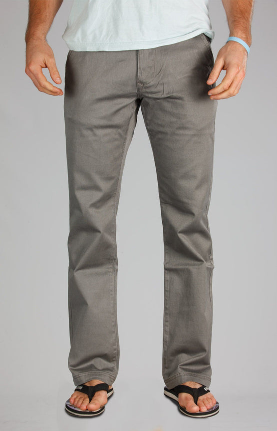 Styling Chino - Charcoal