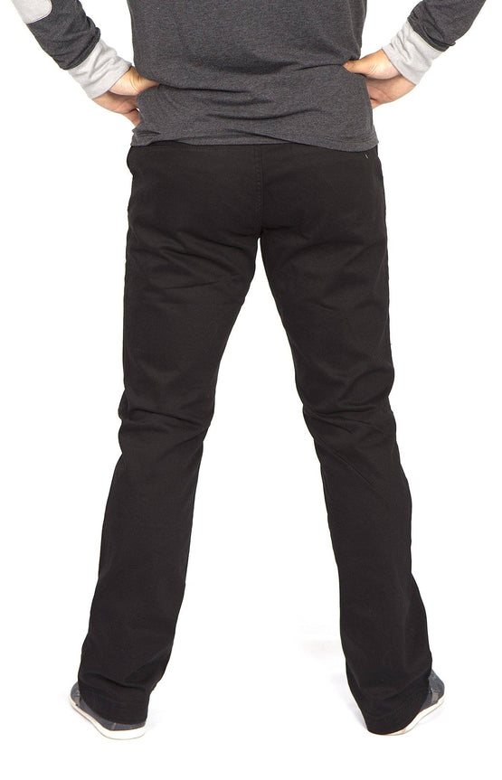 Styling Chinos - Black