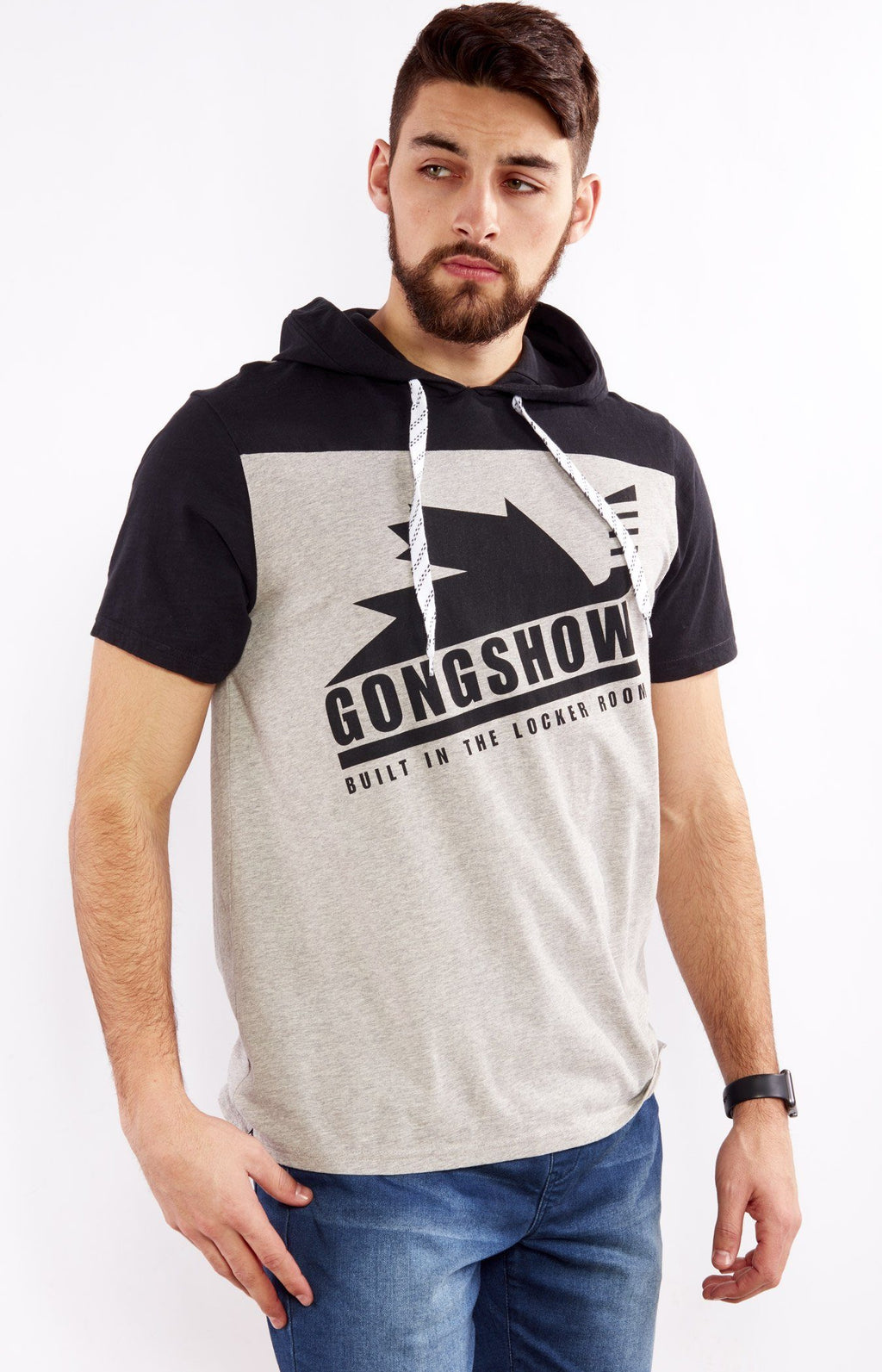 Canuck Hooded Tee