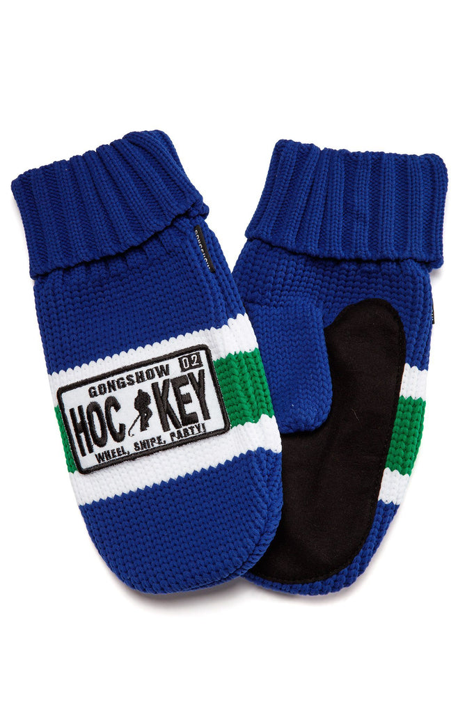 Hockey Sock Mitts Vancouver