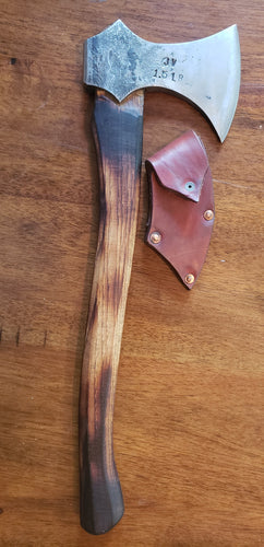 Joe Vachon - Four Lugged Hand Hatchet