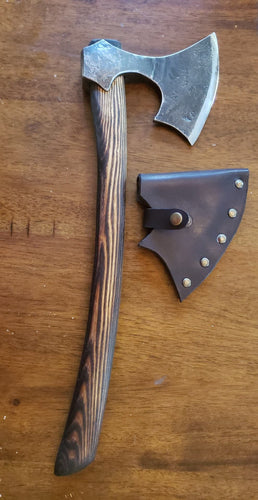 Bearded Viking Axe