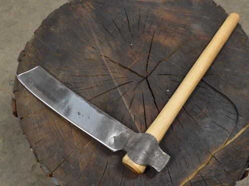 Froe with Handle