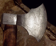 Damascus Ancient Axe