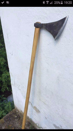 Danish Viking Battle Axe