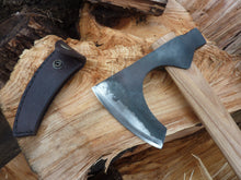 Two-Lugged Beard Tomahawk