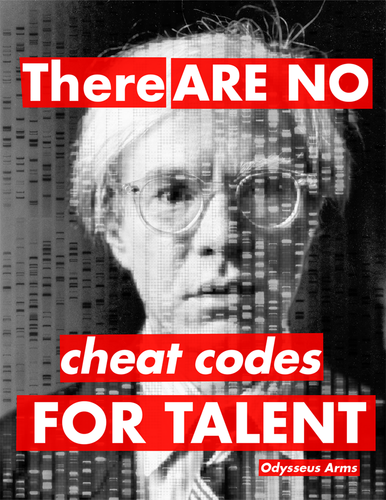 There Are No Cheat Codes For Talent