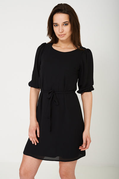 Black Shift Dress Ex Brand