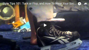 Style Tips 101: Tuck or Flop, and How to Wear Your Socks