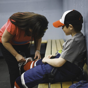 The Three Things You Didn't Know About Hockey Moms