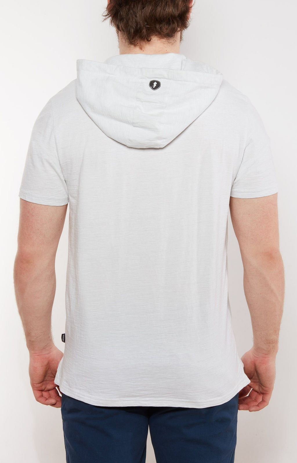 Canuck Hooded Tee - White