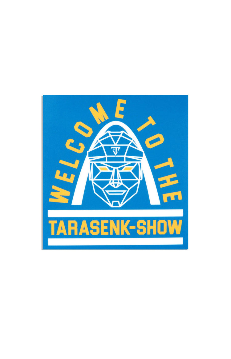 T91 Tarasenk-show Sticker