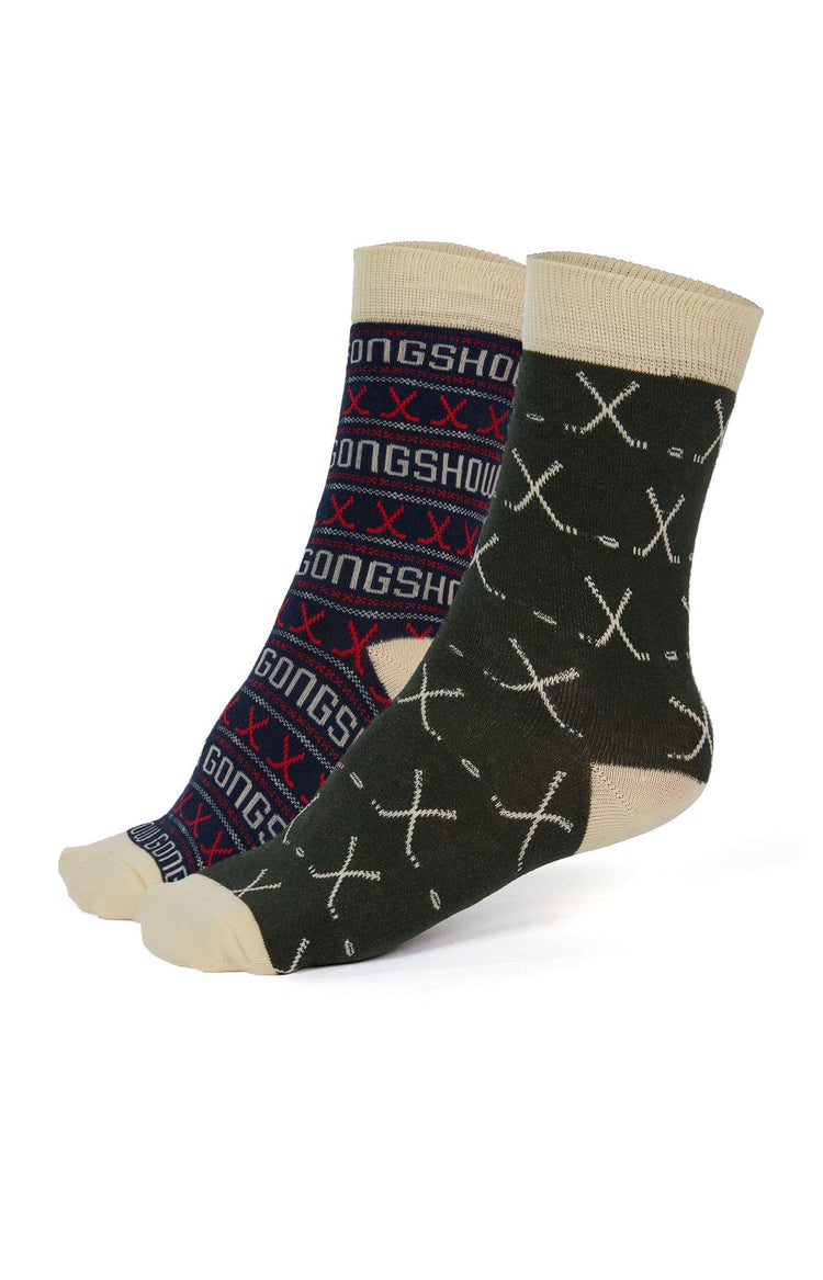 Winter Socks 2-Pack