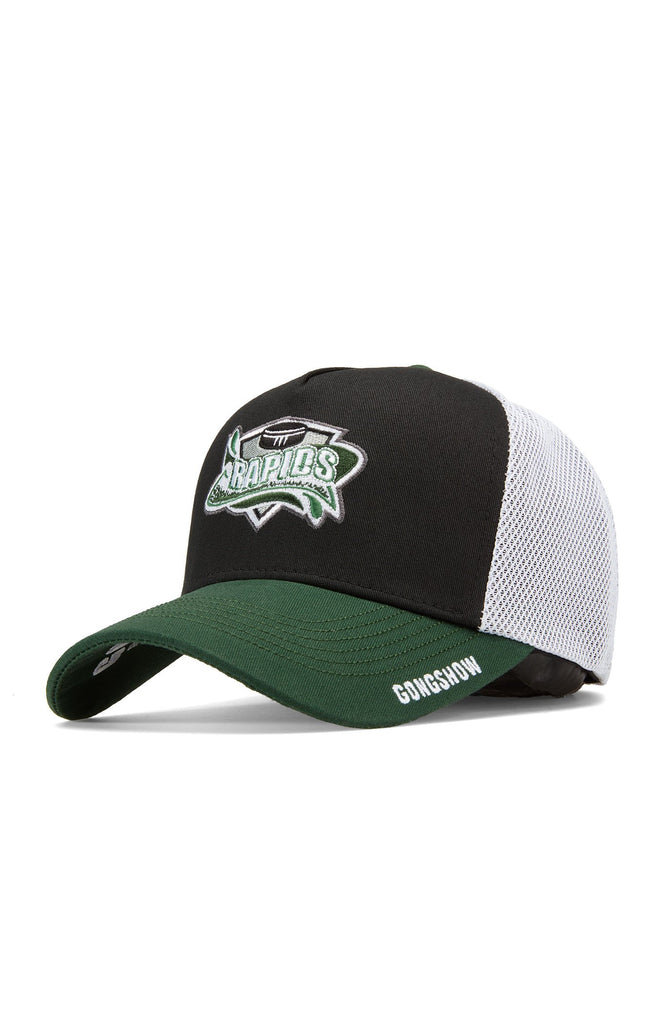 Gongshow Nepean Raiders Official CCHL Black Hockey Hat – GONGSHOW USA f538fb9d138f