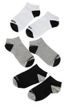Heel To Toe Sock - 3PK