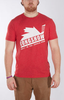 Canuck Tee Red