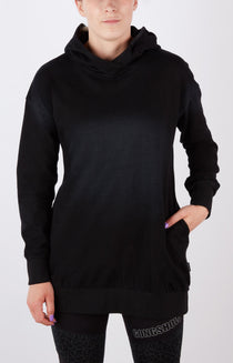 Blackout Tunic Hoodie
