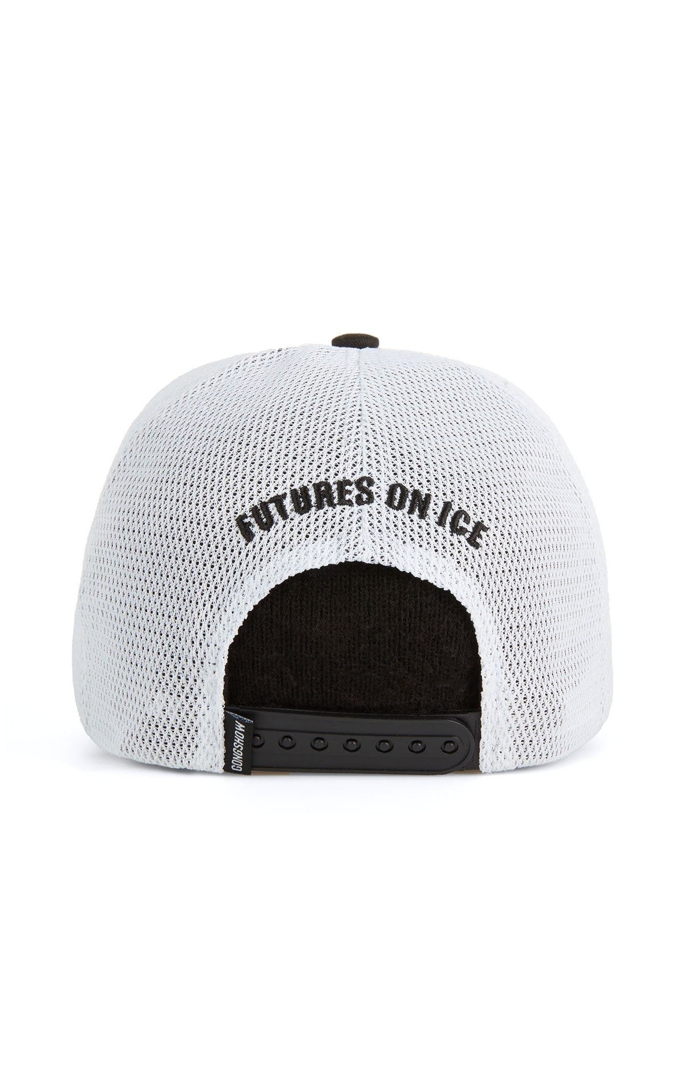 9c41e578 Gongshow Official CCHL Black Hockey Hat – GONGSHOW USA
