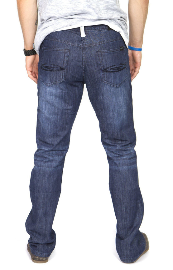 Beauty Fit - Medium Dark Wash