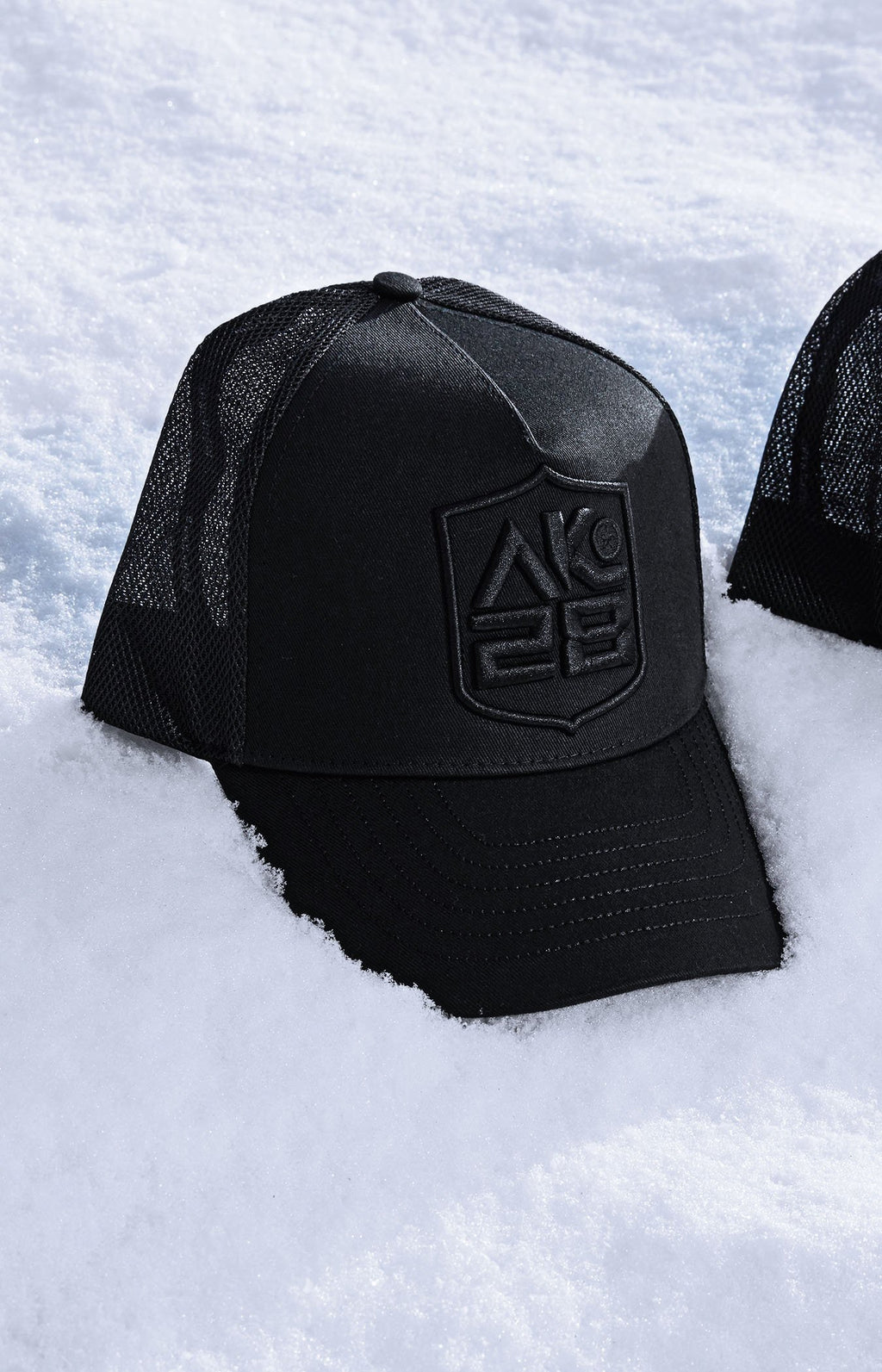 AK28 Mens Black Hat