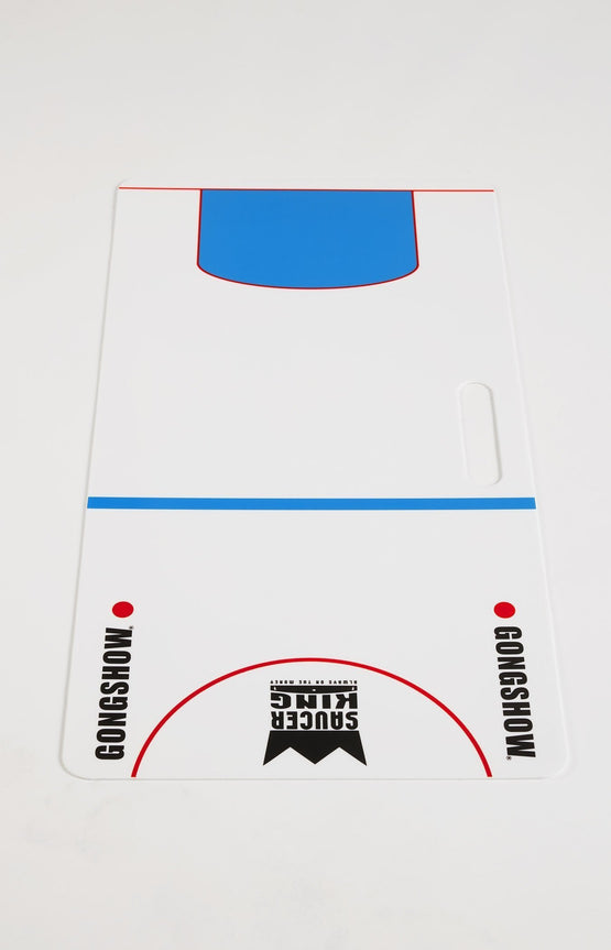 Hockey Sauce Launch Pad