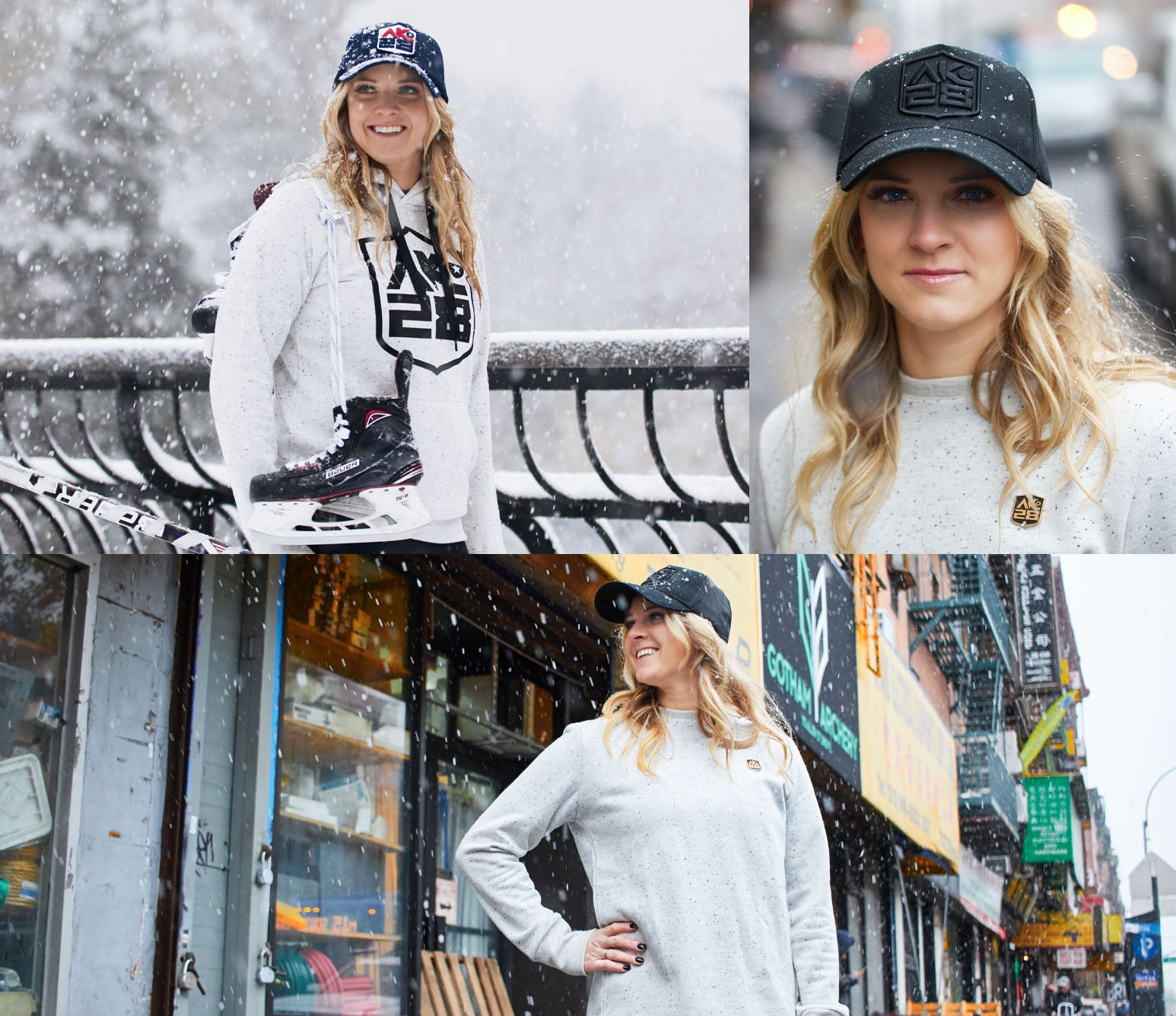 Amanda Kessel Collection
