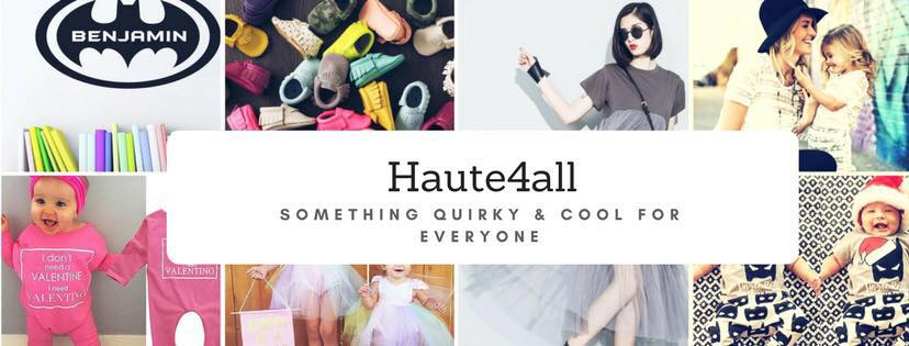 Haute 4 All for cool and quirky clothes, accessories and home products