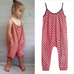 Girls Boho jumpsuit