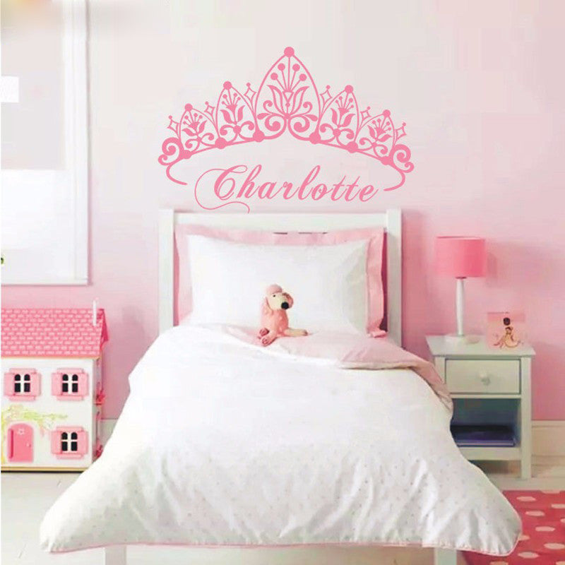 Crown Wall Sticker