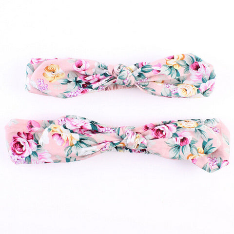 1 Set Mom and Me Headbands