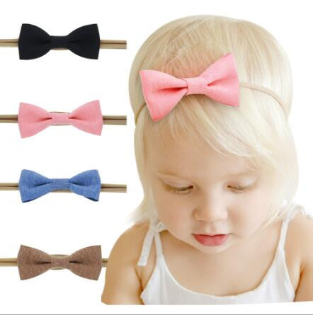 4pcs Nylon headband