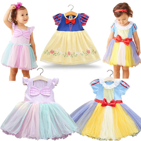 Baby Girls Princess Dresses with Tutu