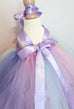 Girls Summer Wedding Birthday  Unicorn Tutu Dress Costume Outfit