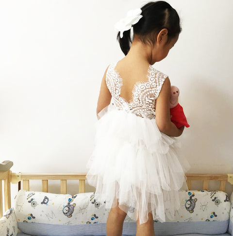 Girls  Stunning Layered tutu dress 7 designs