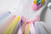 Baby Girl Tutu  Unicorn Dress with Headband