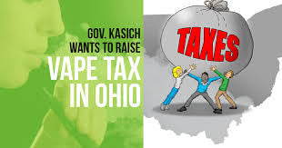 Vaping victory in Ohio: Gov. Kasich's 69% e-cig tax defeated
