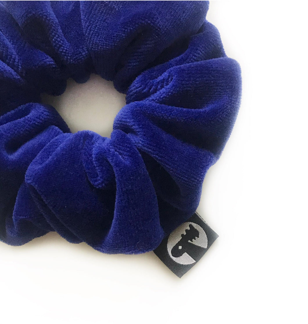 Scrunchie Single - Royal Velour