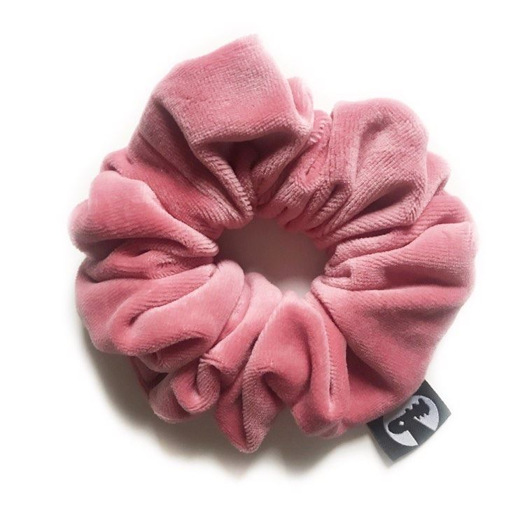 LAST CALL! Scrunchie Single - Pink Velvet