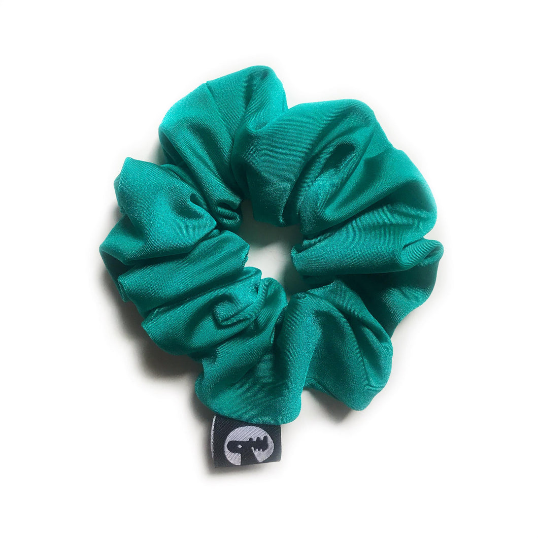 LAST CALL! Scrunchie Single - Emerald