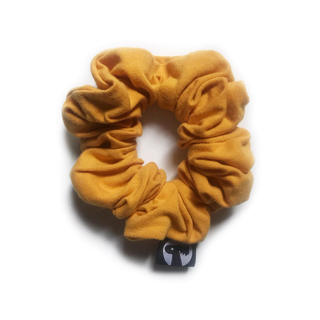 LAST CALL! Scrunchie Single - Mustard Jersey