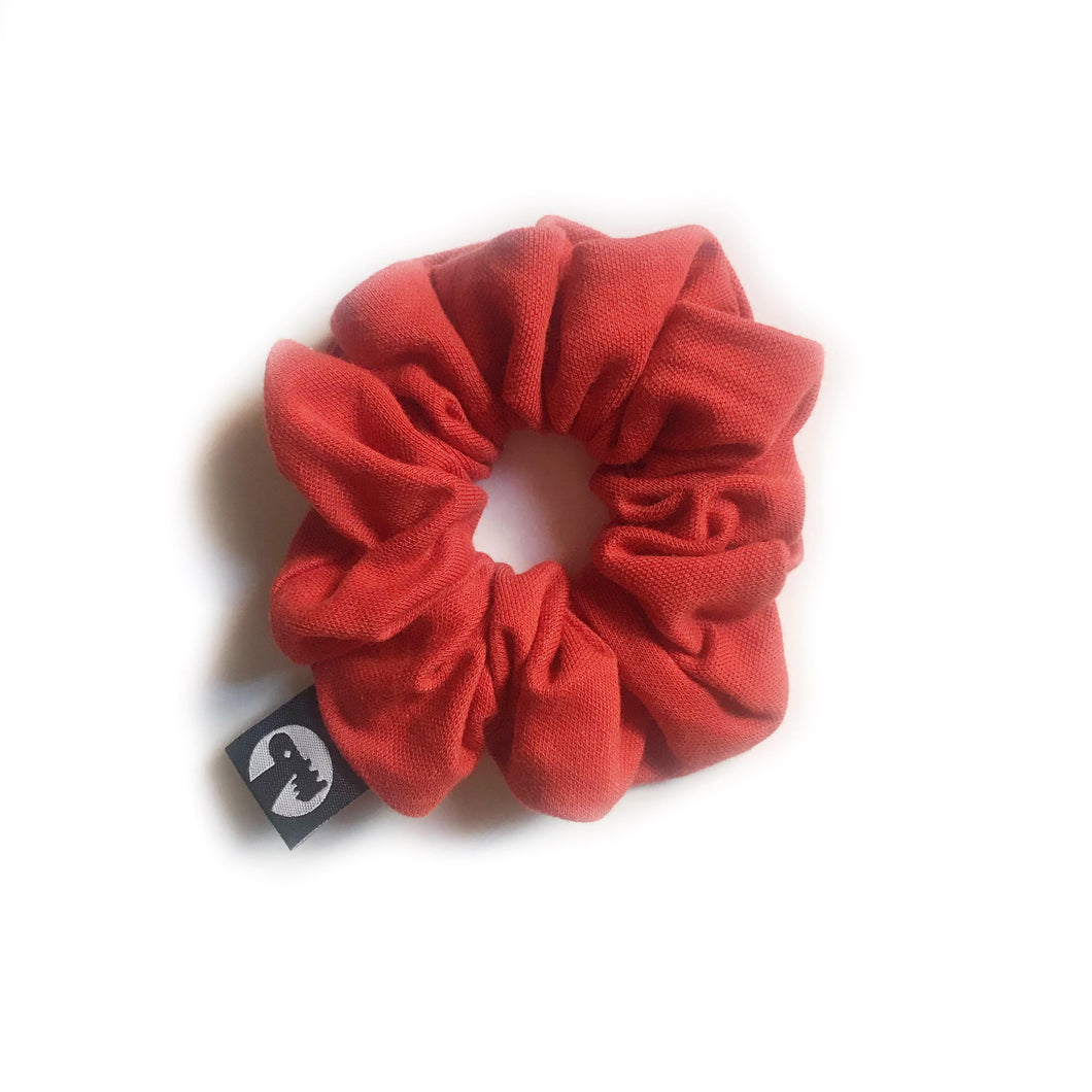 LAST CALL! Scrunchie Single - Rust Jersey