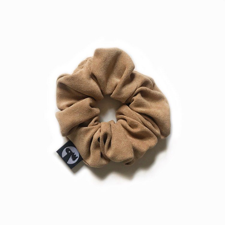 Scrunchie Single - Vanilla Suede