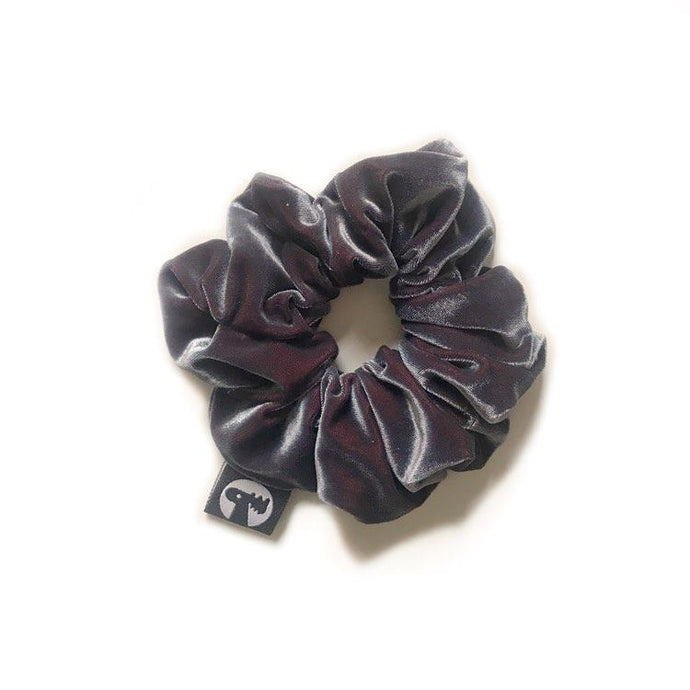 Scrunchie Single - Periwinkle Velvet