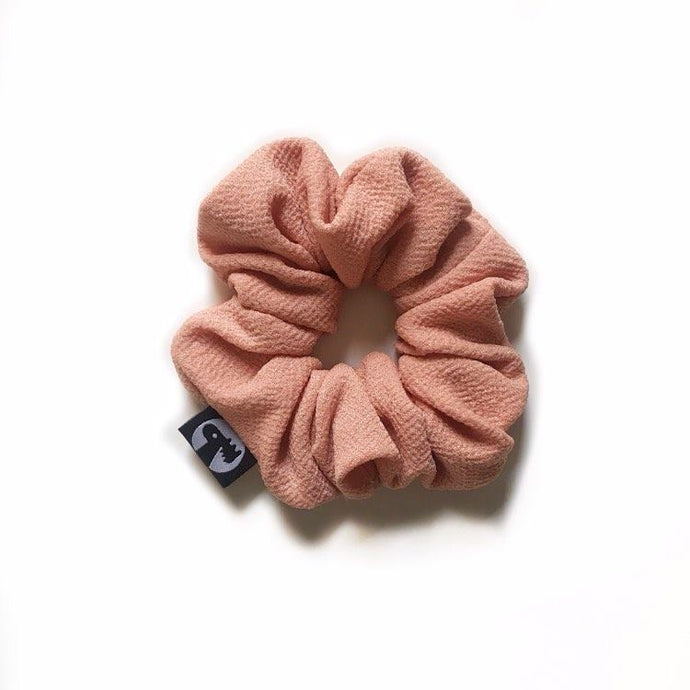 NEW! Scrunchie Single - Peach Shimmer